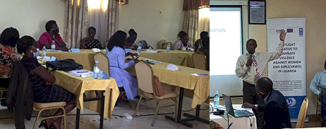 MTAC together with PSFU trains trainners on business development