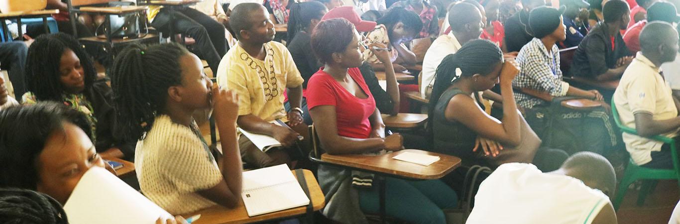 MTAC Students Prepare For UBTEB Examinations