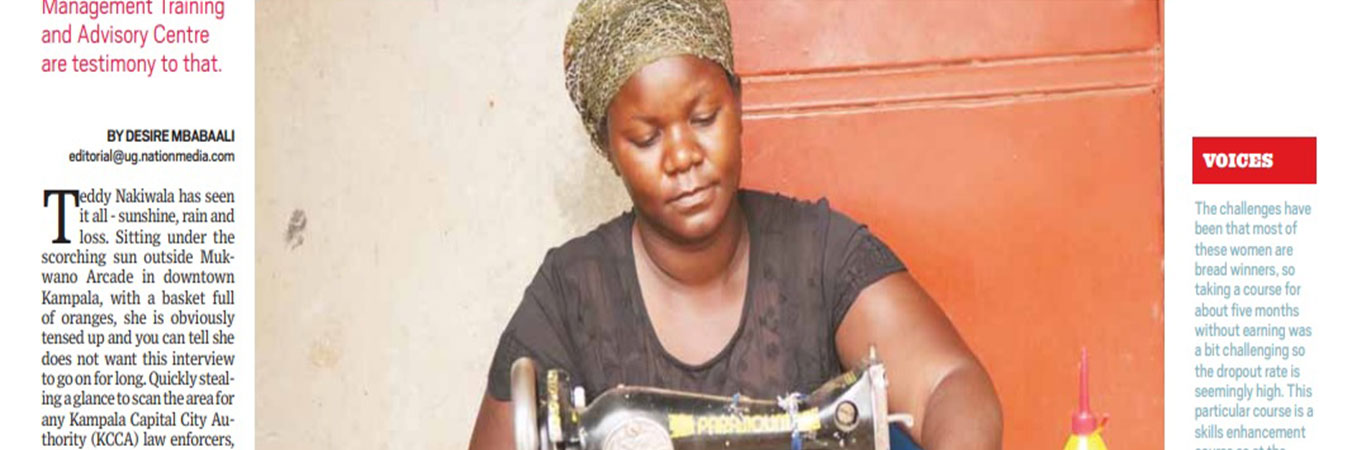 Vocational skills have no age limit
